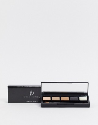 HD Brows eye&brow palette in bombshell