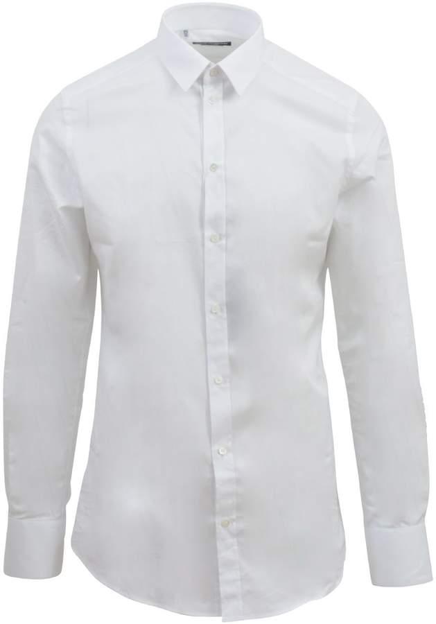 Dolce & Gabbana White Classic Shirt