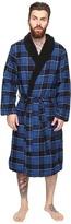 Original Penguin Flannel & Fleece Robe