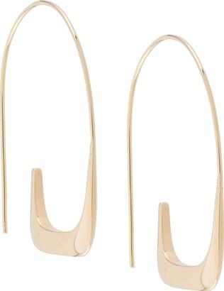 BAR JEWELLERY Linea earrings