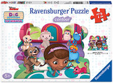 Disney Doc McStuffins Toy Hospital Shaped Puzzle by Ravensburger