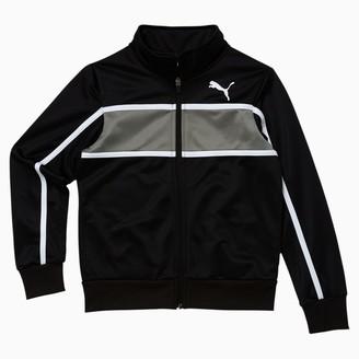 Puma Collective Boys' Track Jacket JR
