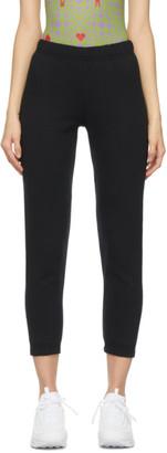 MAISIE WILEN Black Modum Lounge Pants
