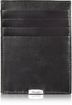 Pineider 1949 Black Leather Multicard Holder