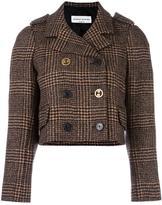 Sonia Rykiel tweed cropped jacket