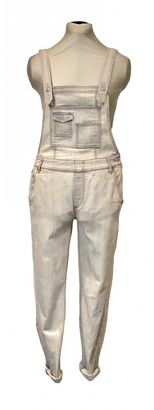 Free People Grey Denim - Jeans Trousers for Women
