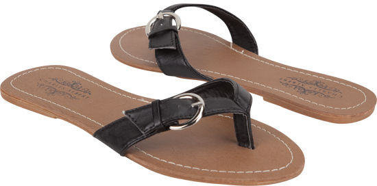 Charles Albert Buckle Womens Sandals