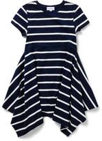 Boho Babe Suri Assymetrical Stripe Dress (8-16 Years)
