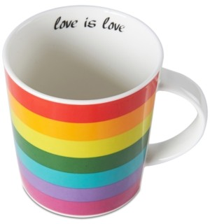 Pfaltzgraff Love Is Love Mug, Created for Macy's
