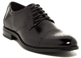 Stacy Adams Granville Cap Toe Derby - Wide Width Available