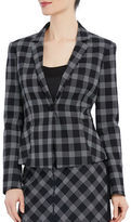 Ellen Tracy Satorial Sophistication One-Button Jacket