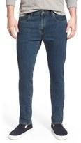RVCA 'Daggers' Slim Fit Jeans (Deep Indigo) (Online Only)