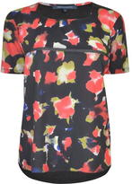 French Connection Bella Floral Top