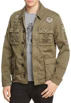 John Varvatos Military Patched Jacket - 100% Exclusive