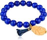 Yochi Royal Beaded Buddha Bracelet