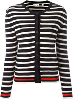 Chinti and Parker Breton stripe cardigan