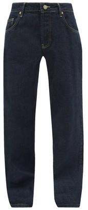 Raey Opa Baggy Boyfriend Jeans - Womens - Indigo