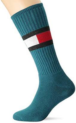 Tommy Hilfiger TH JEANS FOOTIE 2P HANDWRITE Socks pack of 2