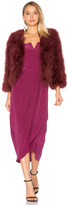 Yumi Kim Away We Go Fur Jacket