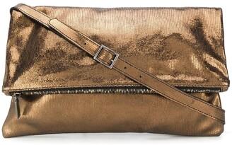 Numero 10 Durban metallic satchel bag