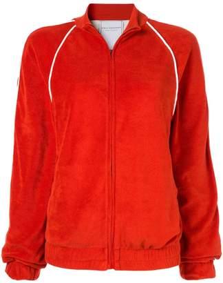 Philosophy di Lorenzo Serafini fleece zip-up jacket
