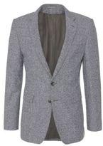 HUGO BOSS Italian Wool Cotton Sport Coat, Extra Slim Fit T-Raven 42R Grey