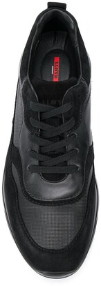 Lloyd Low-Top Lace-Up Sneakers