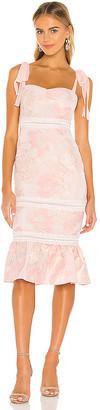 NBD Regina Midi Dress