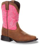 Durango Girls Lil Mustang Toddler & Youth Cowboy Boot