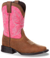 Durango Lil Mustang Toddler & Youth Cowboy Boot - Girl's