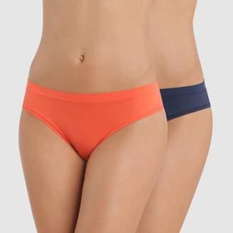 Dim Pack of 2 Body Mouv Knickers