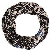 Diane von Furstenberg Silk Infinity Scarf