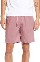 Zanerobe Men's Omni Linen Blend Shorts