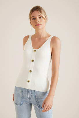 Seed Heritage Button Down Top