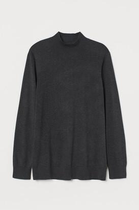 H&M Fine-knit modal-blend jumper