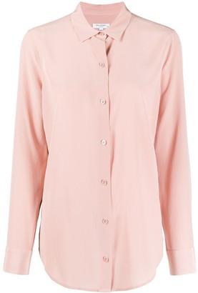 Equipment Button Down Silk Shirt