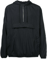 Alexander Wang long sleeve hooded jacket - men - Nylon - M