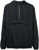Alexander Wang long sleeve hooded jacket