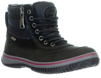 Pajar Gearson Faux Shearling Lined Waterproof Lace-Up Boot