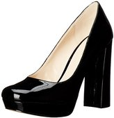 Nine West Women's Delay Synthetic Platform Pump