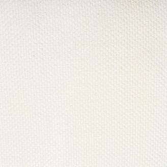 OKA Headboard Slip Cover, Double - White