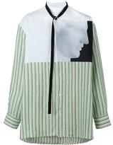 Raf Simons Ermes printed shirt