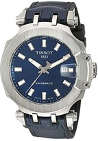 Tissot T-Race Swissmatic - T1154071704100 (Blue) Watches