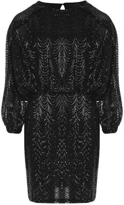 Religion Sequin Dress