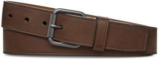 Shinola Mack Smooth Leather Belt