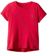 True Religion Doodle Dolman T-Shirt (Toddler/Little Kids)