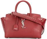 Saint Laurent small downtown Cabas bag