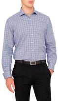 Geoffrey Beene Bouley Check Regular Fit Shirt