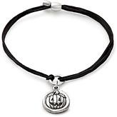 Alex and Ani Women's Bracelets Rafaelian - Sterling Silver Jack O'Lantern Kindred Cord Adjustable Bracelet