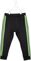 DSQUARED2 side-striped sweatpants